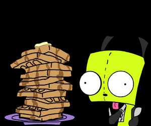GIR with waffles kwa pokemon mafia boss