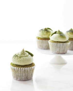 green thé cupcakes 109 d112178 vert