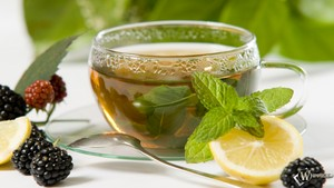 green trà