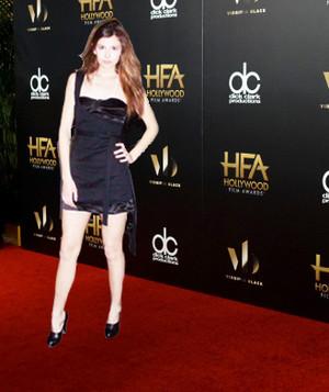 hollywood film awards sweetheart feet