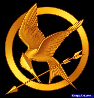 how to draw hunger games the hunger games logo 1 000000010222 5
