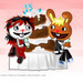 ivy ravage and wopter - happy-tree-friends icon