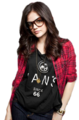 lucy in glasses png - lucy-hale photo