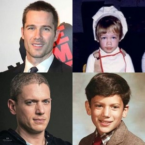 luke and wentworth childhood