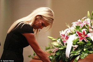 mindy mccready funeral