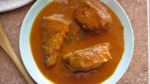 nanjil pesce curry famous Cibo cuisine of nagercoil
