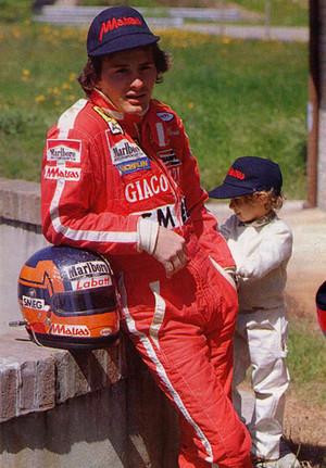 joseph Gilles Henri Villeneuve(January 18, 1950 – May 8, 1982)