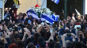 pantelis pantelidis funeral