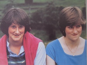 teenager princess diana