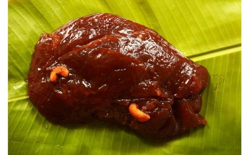 Indian Food wallpaper called thirunelveli halwa