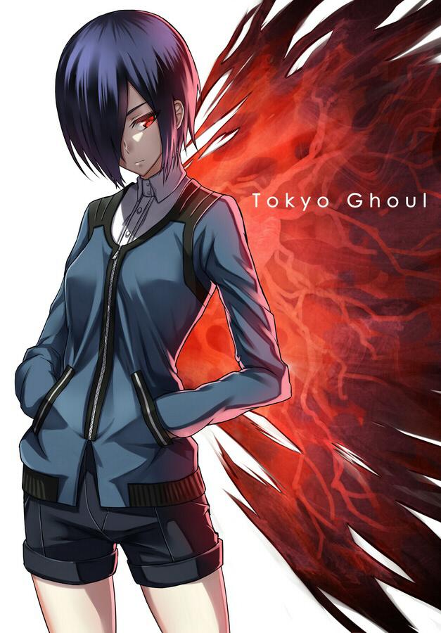 tokyo ghoul by famepeera d7u960j