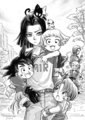 uncle 17 and naughty kids   dragon ball super by ittolambo  - anime fan art