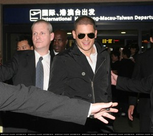 Beijing Airport, China, 16.10.2008