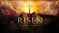 (He Is) Risen! - easter photo