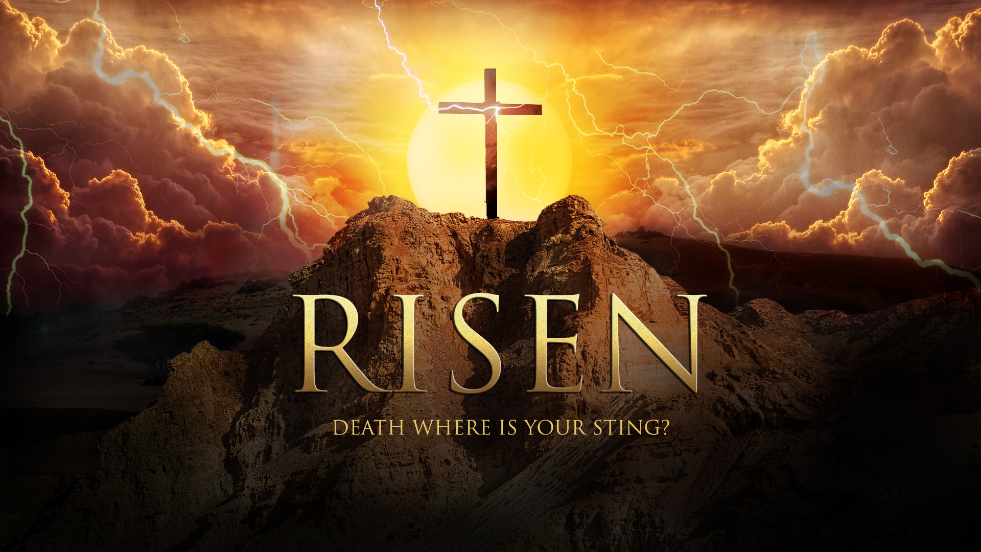 Easter Images He Is Risen HD Wallpaper And Background Photos