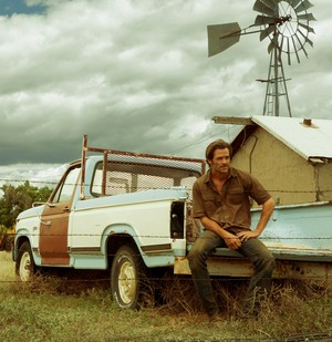 """""""Hell o High Water"""" (2016) - Production Stills"""