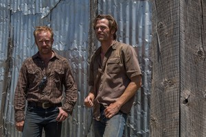 """Hell of High Water"" (2016) - Production Stills"