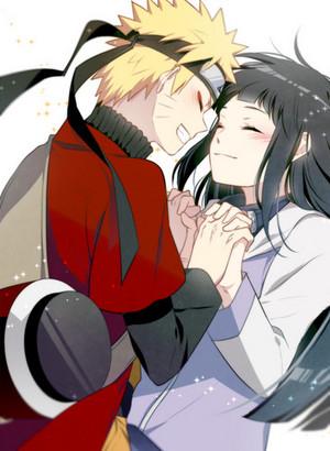 ❤ Naruto and Hinata ❤