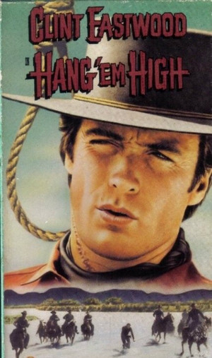 Poster / cover art for Hang 'Em High (1968)