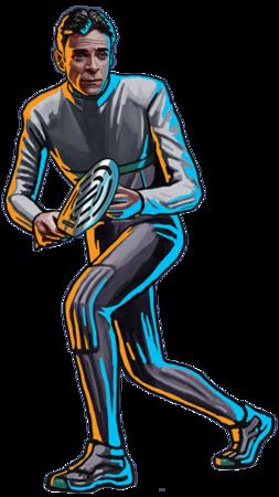 Racquetball Bashir