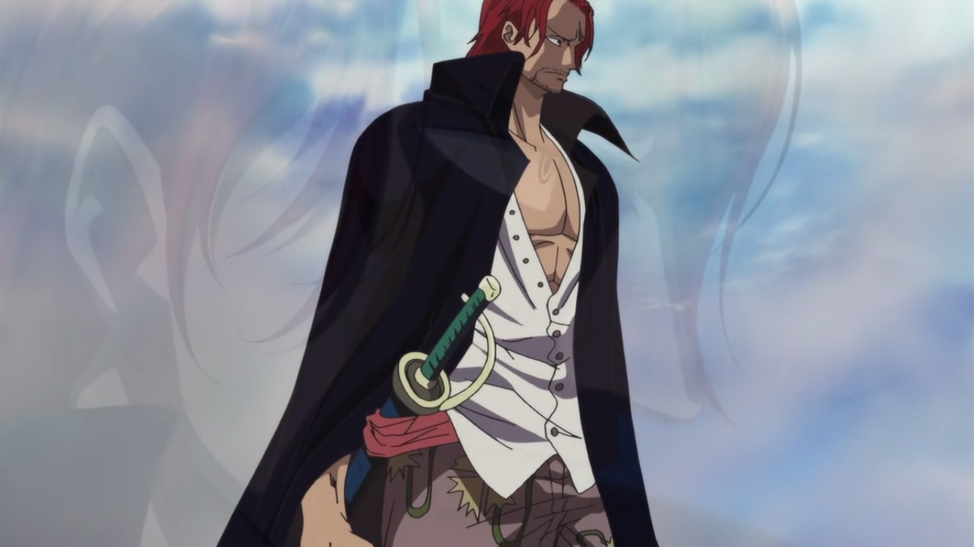 Red Hair Shanks Images Red Haired Shanks Hd Wallpaper And