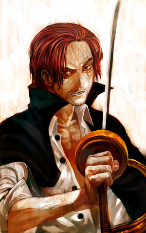 Shanks Red Hair Shanks Wallpaper 36826527 Fanpop