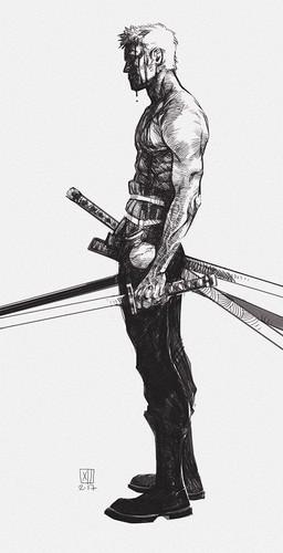 One Piece Wallpaper Titled Roronoa Zoro