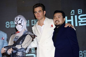 """Star Trek Beyond"" (2016) - Korean Premiere"