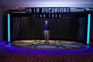 """Star Trek Into Darkness"" Promo - Mexico City, Mexico"
