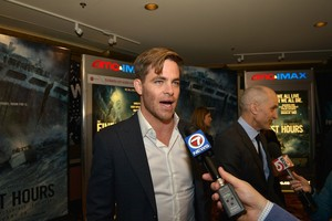 """""""The Finest Hours"""" (2016) - Boston Special Screening"""