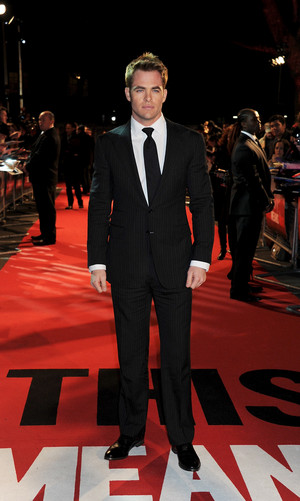"""""""This Means War"""" - UK Premiere (2012)"""