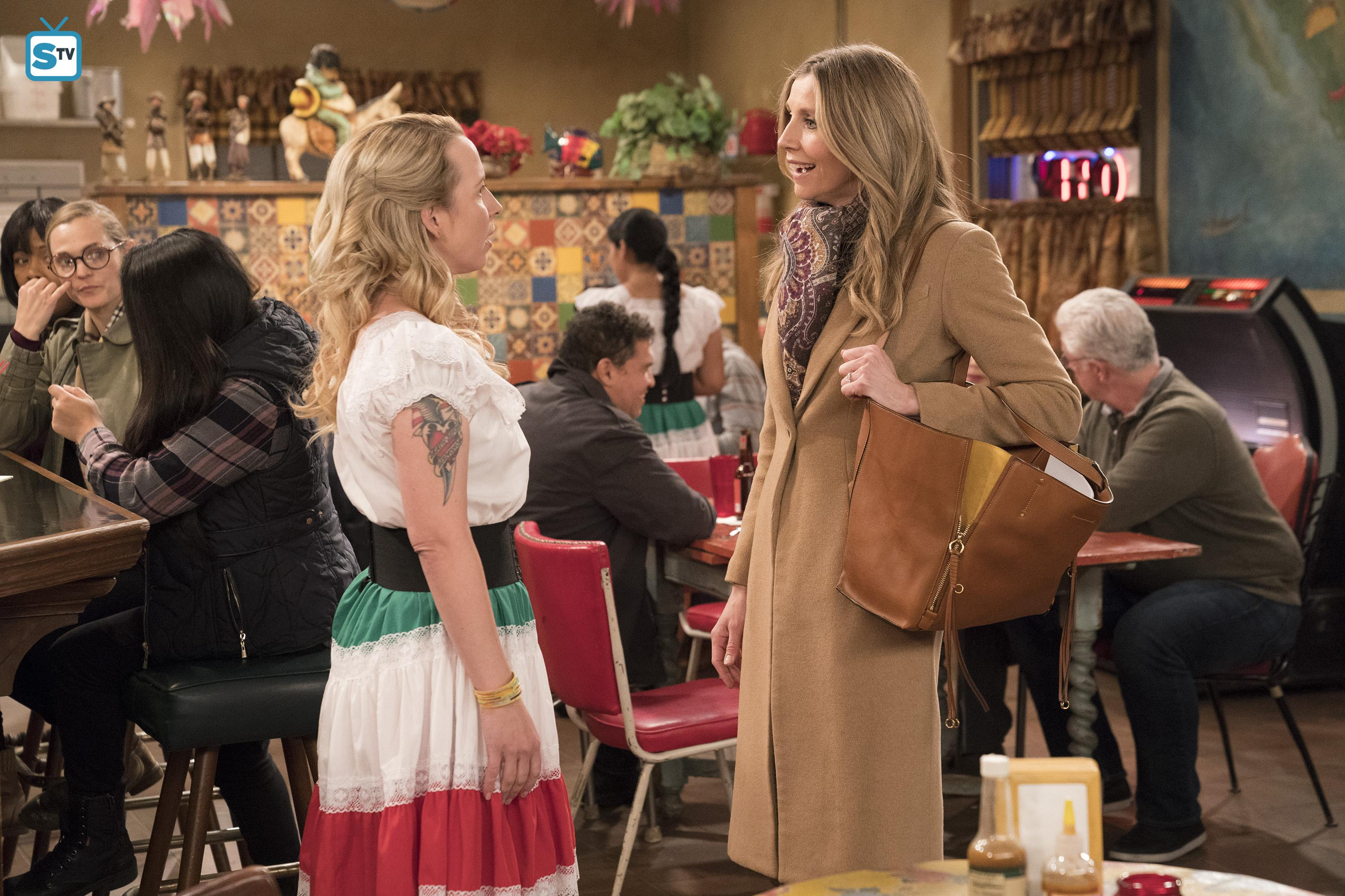 10x01 - Twenty Years to Life - Becky and Andrea