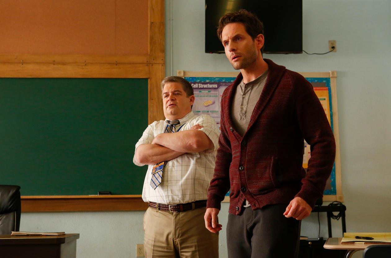 1x02 - Teacher Jail - Principal Durkin and Jack