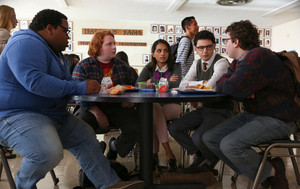 1x03 - Burning Miles - Anthony, Colin, Sarika, Marcus and Victor