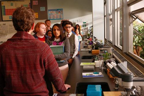 AP Bio wallpaper titled 1x03 - Burning Miles - Jack, Colin, Sarika and Marcus