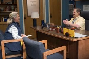 1x06 - Freakin' Enamored - Helen and Principal Durkin