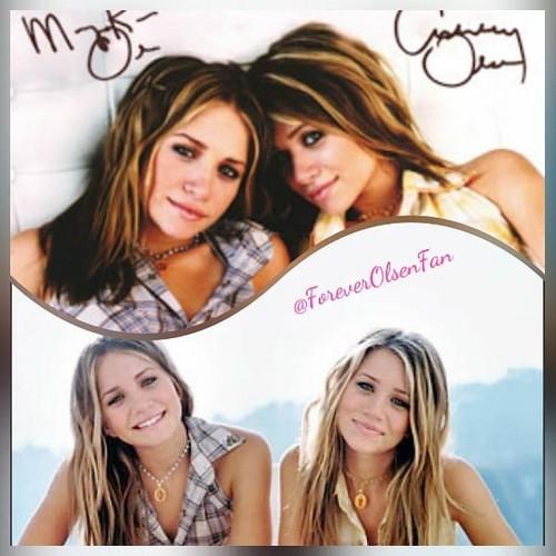Mary-Kate & Ashley Olsen wallpaper titled 28427116 2063757273666437 4649072089536397312 n