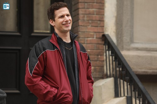 "Brooklyn Nine-Nine 壁纸 called 5x11 - ""The Favor"" - Promotional 照片"