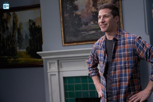 "Brooklyn Nine-Nine 壁紙 called 5x12 - ""Safe House"" - Promotional 写真"
