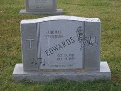 Gravesite Of Tommy Edwards