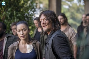 8x11 ~ Dead atau Alive atau ~ Daryl & Rosita