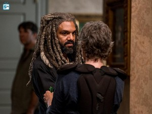 8x13 ~ Do Not Send Us Astray ~ Carol and Ezekiel