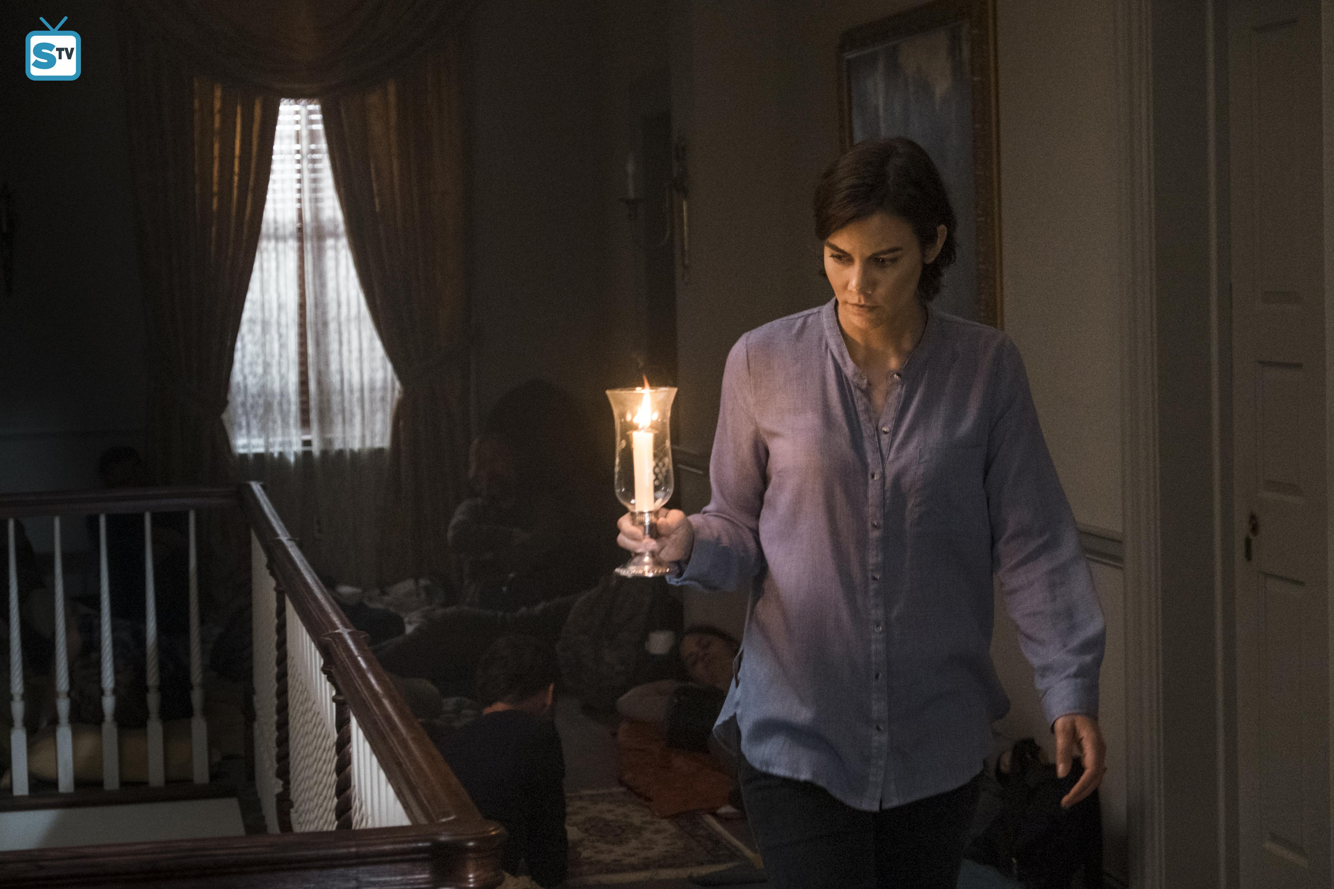8x13 ~ Do Not Send Us Astray ~ Maggie
