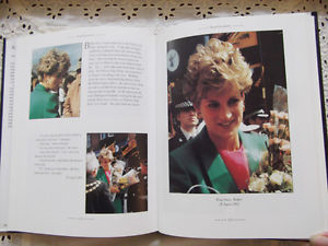 A Book Pertaining To Princess Diana