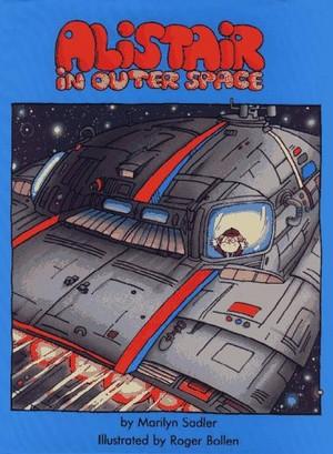 Alistair in Outer el espacio
