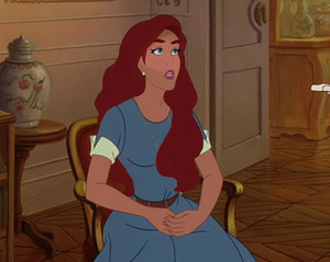 Anastasia's New Hairstyle
