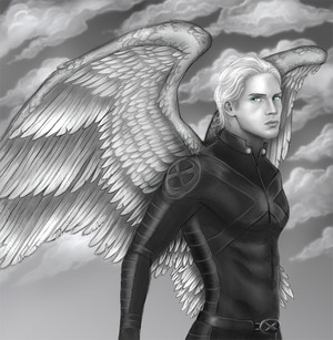 Angel by icyheart