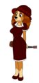 Anthro Lady