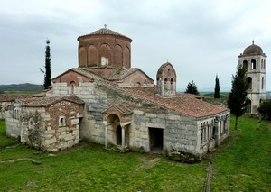 Apollonia, アルバニア
