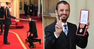 Arise Sir Ringo